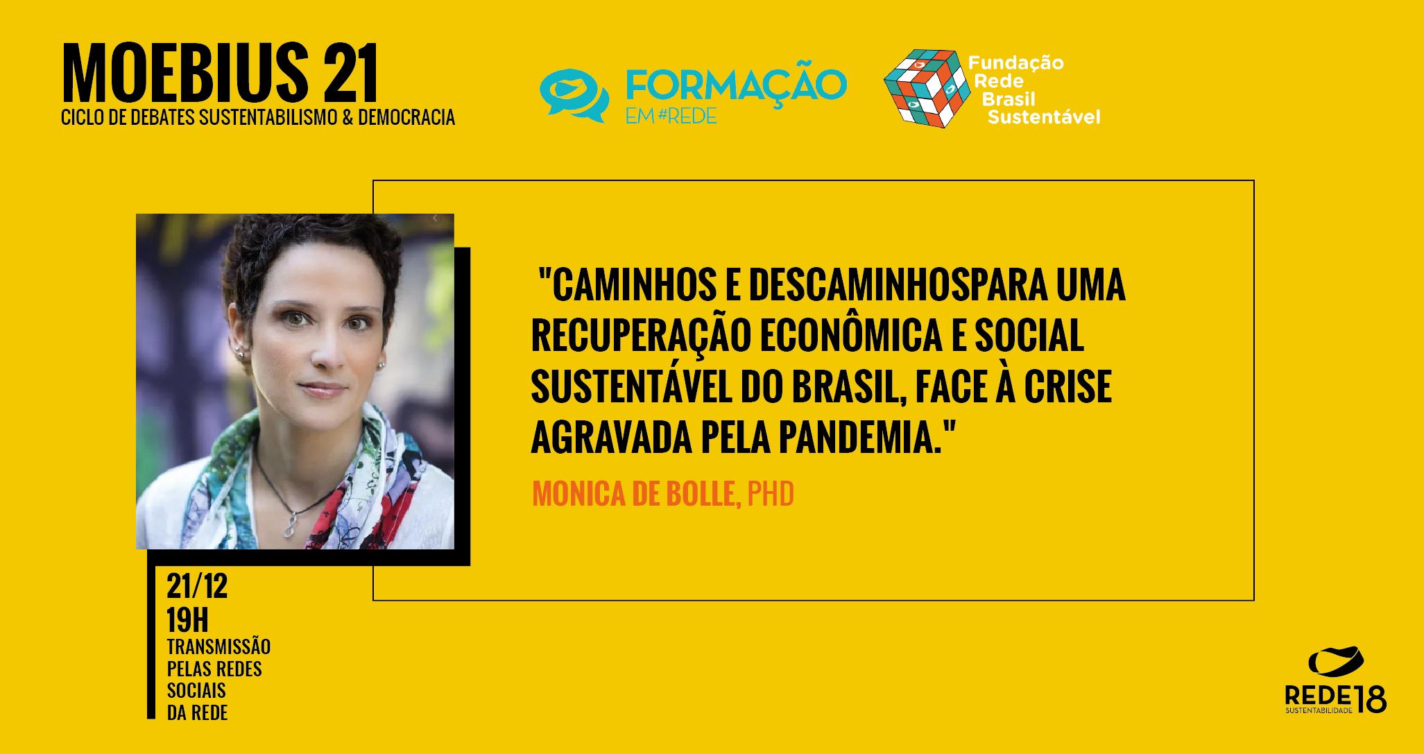 MOEBIUS 21 – Ciclo de Debates Sustentabilismo e Democracia
