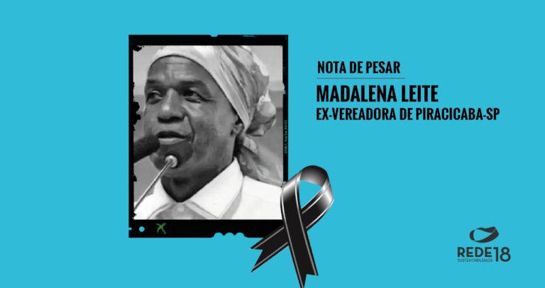 Luta e Dor em Memoria de Madalena Leite