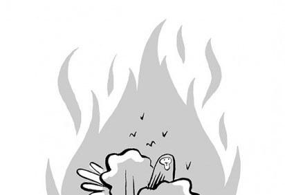 Artigo: Pantanal, a área alagada que incendeia
