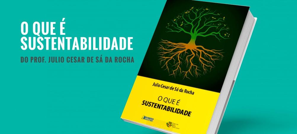 """Livro """"O que é Sustentabilidade"""" é lançado pela Fundação Rede Brasil Sustentável"""