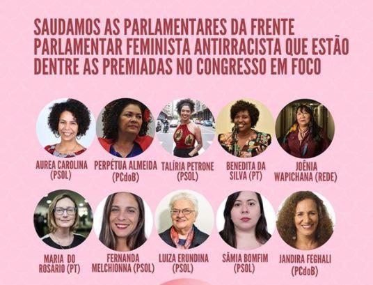 Atuação de mandatos femininos é destaque no Congresso Nacional