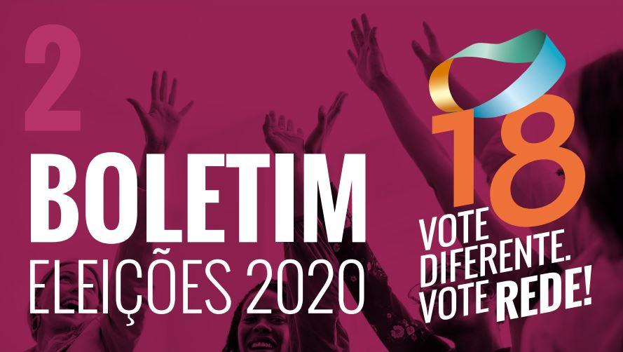 Boletim Eleições 2020 – 2ª edição