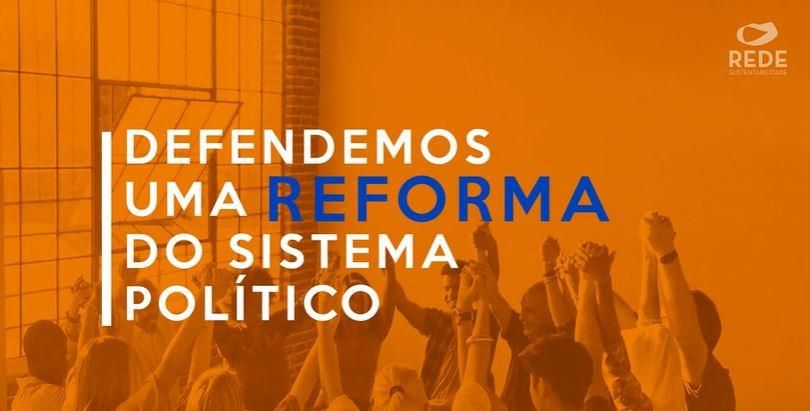 Princípios da REDE – Reforma do Sistema Político