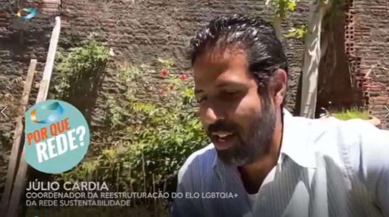 Por que Rede, Júlio Cardia?