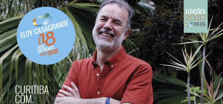 Eloy Casagrande: na sua gestão, moradia será o carro-chefe
