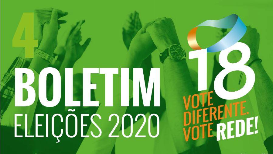 Boletim Eleições – 4ª edição