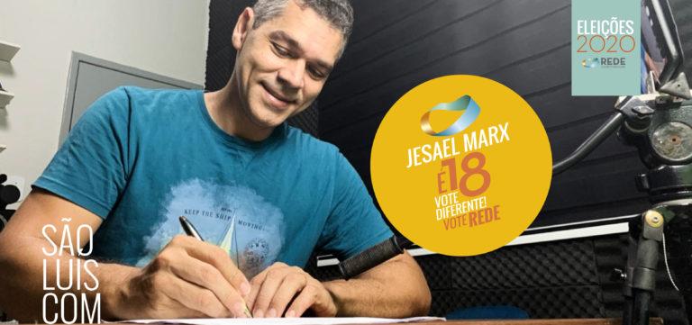 JEISAEL MARX: sustentabilidade e participação cidadã estão nos seus planos