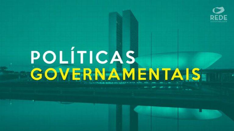 Princípios da Rede: Políticas governamentais