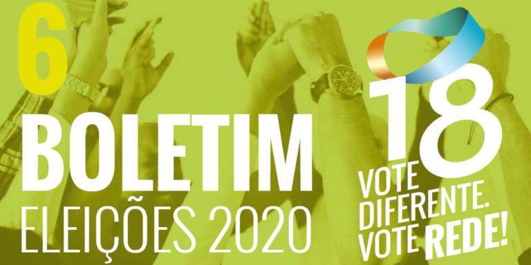 Boletim Eleições – 6ª edição